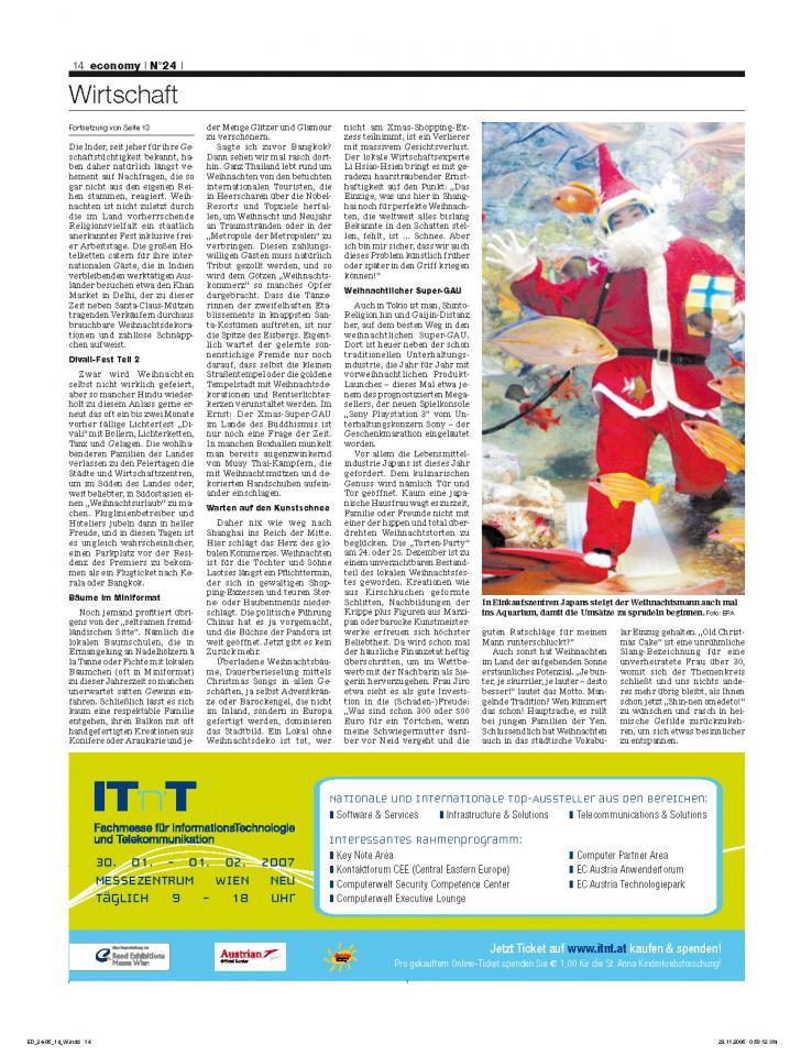 Heft Ausgabe Nr. 24 - Seite 14