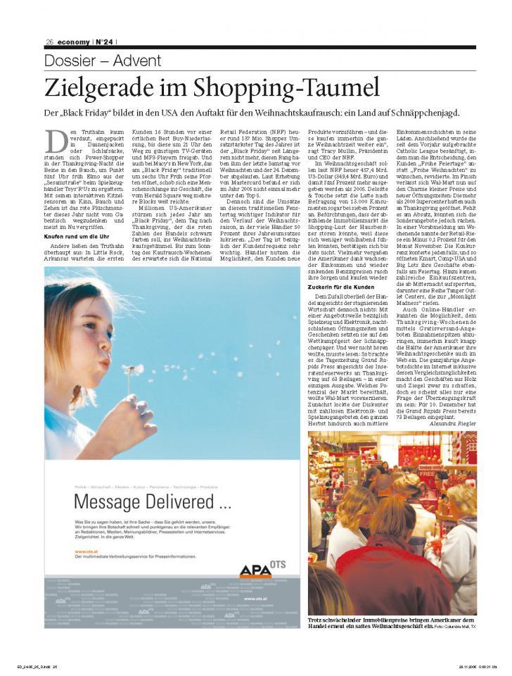 Heft Ausgabe Nr. 24 - Seite 26