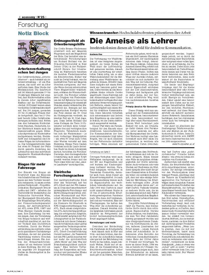 Heft Ausgabe Nr. 25 - Seite 4
