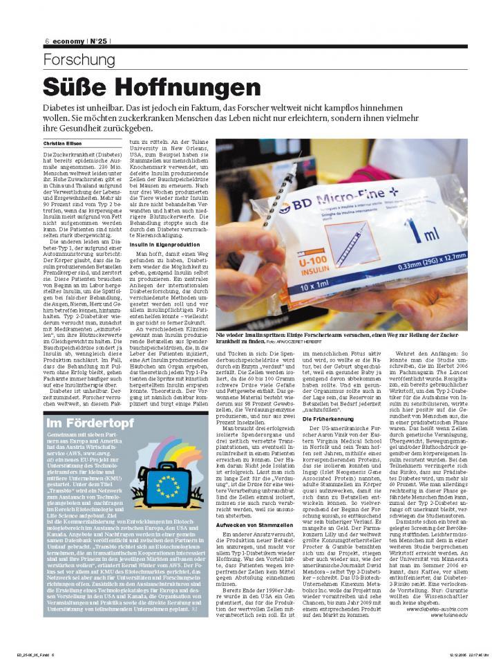 Heft Ausgabe Nr. 25 - Seite 6