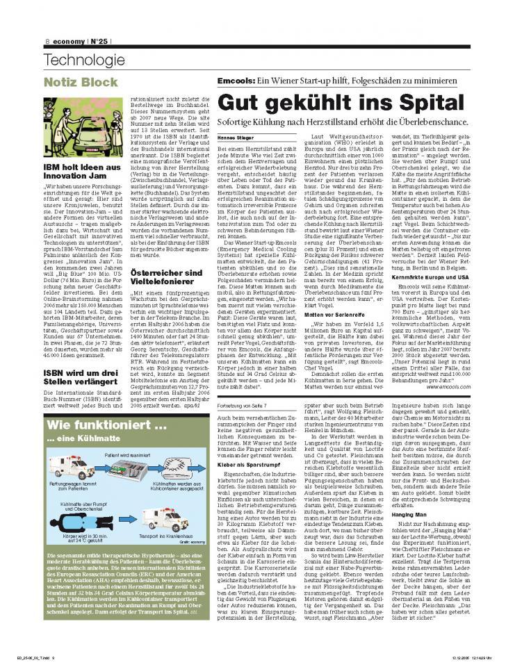 Heft Ausgabe Nr. 25 - Seite 8