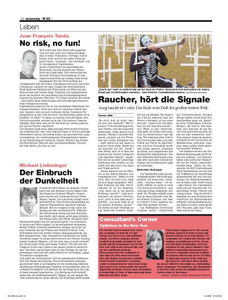 Heft Ausgabe Nr. 25 - Seite 24
