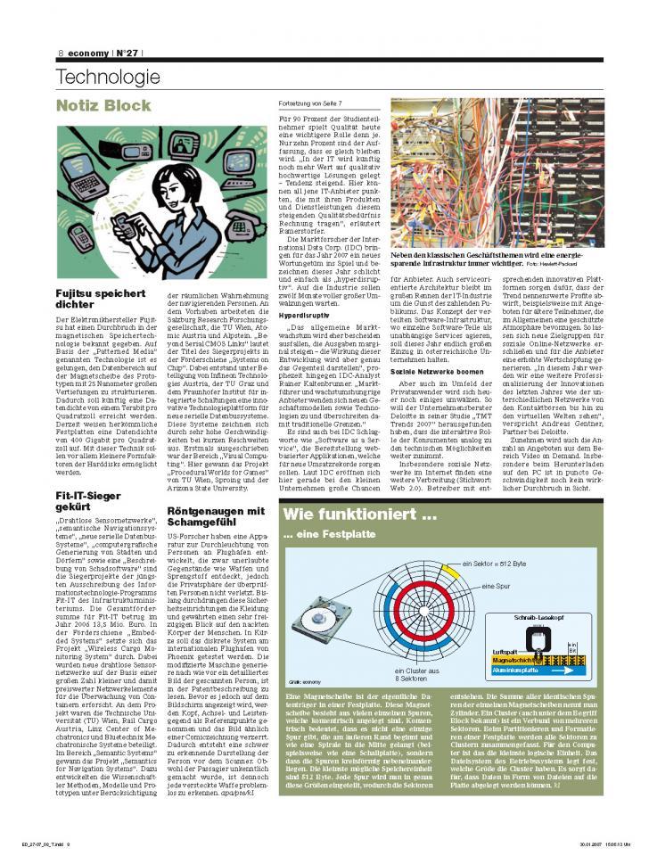 Heft Ausgabe Nr. 27 - Seite 8