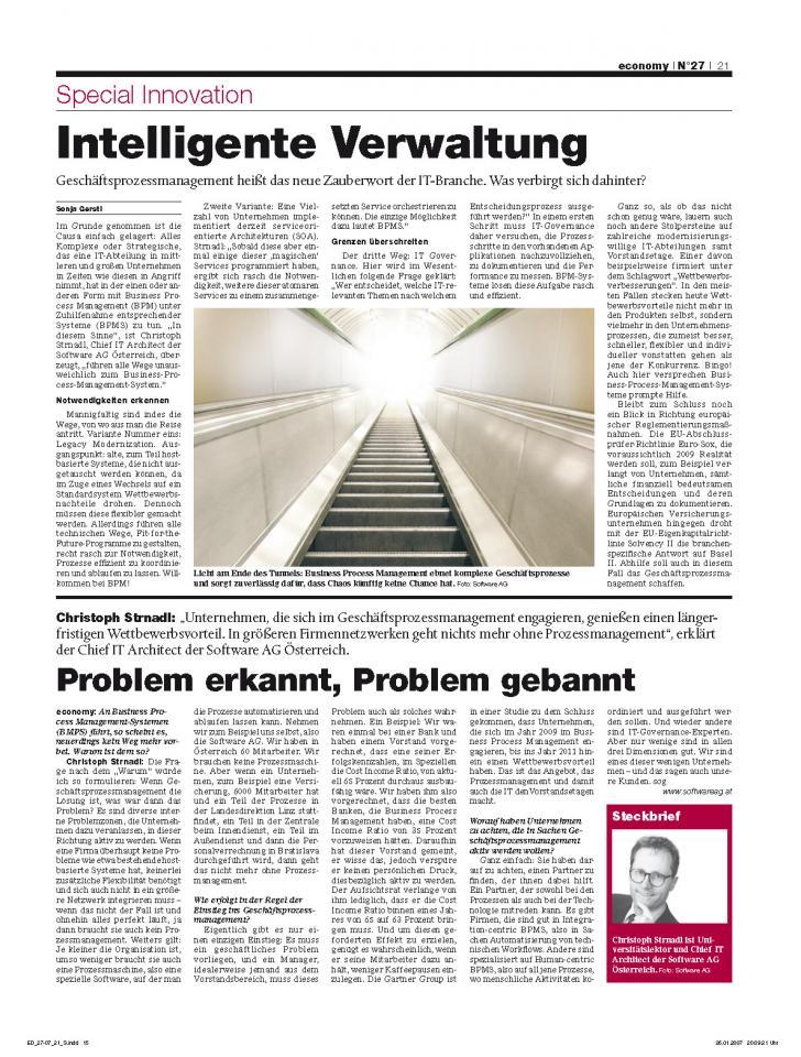 Heft Ausgabe Nr. 27 - Seite 21