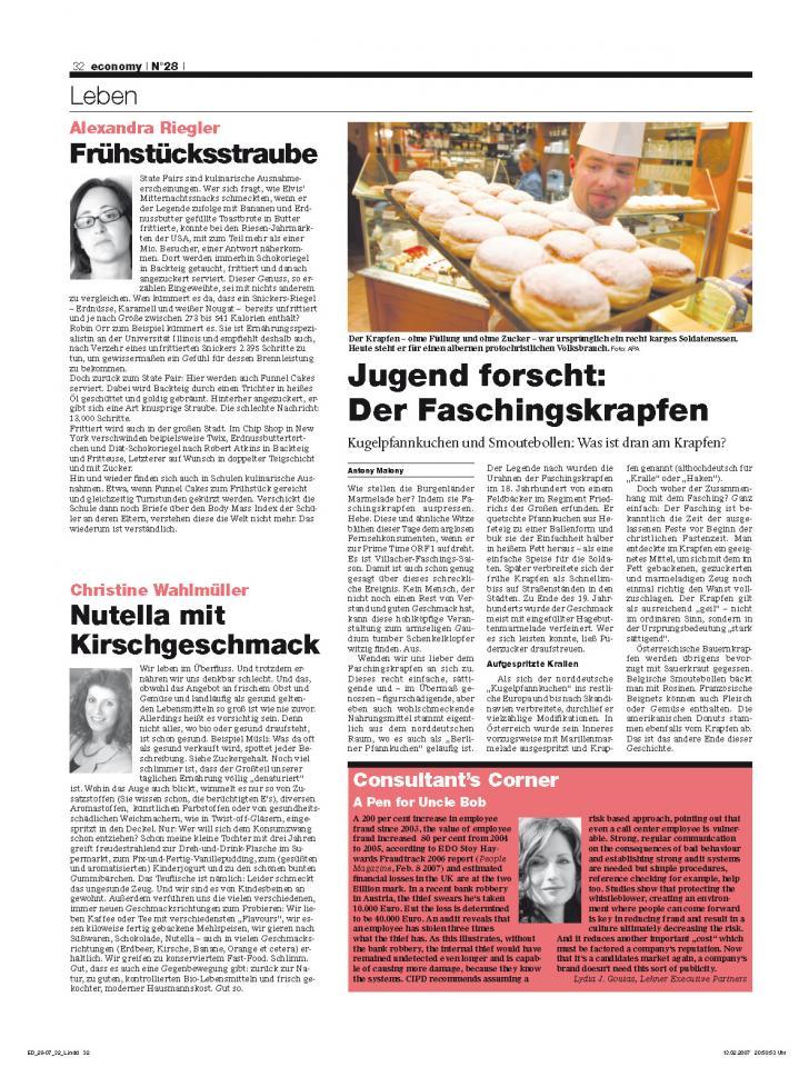 Heft Ausgabe Nr. 28 - Seite 32