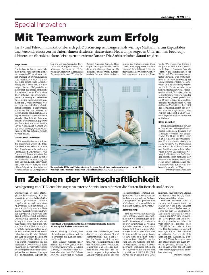 Heft Ausgabe Nr. 29 - Seite 19