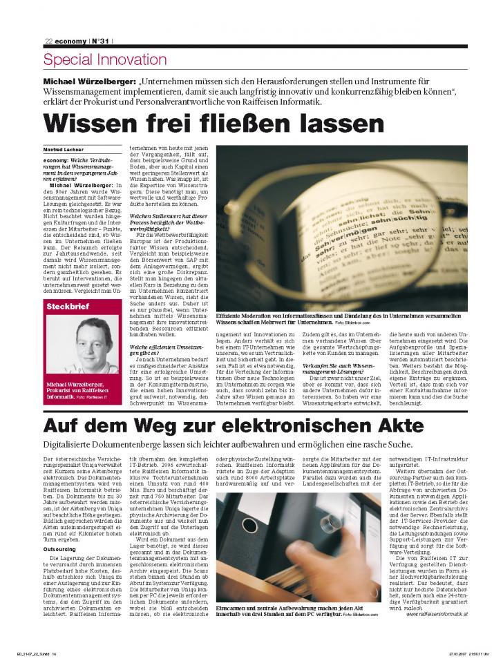 Heft Ausgabe Nr. 31 - Seite 22