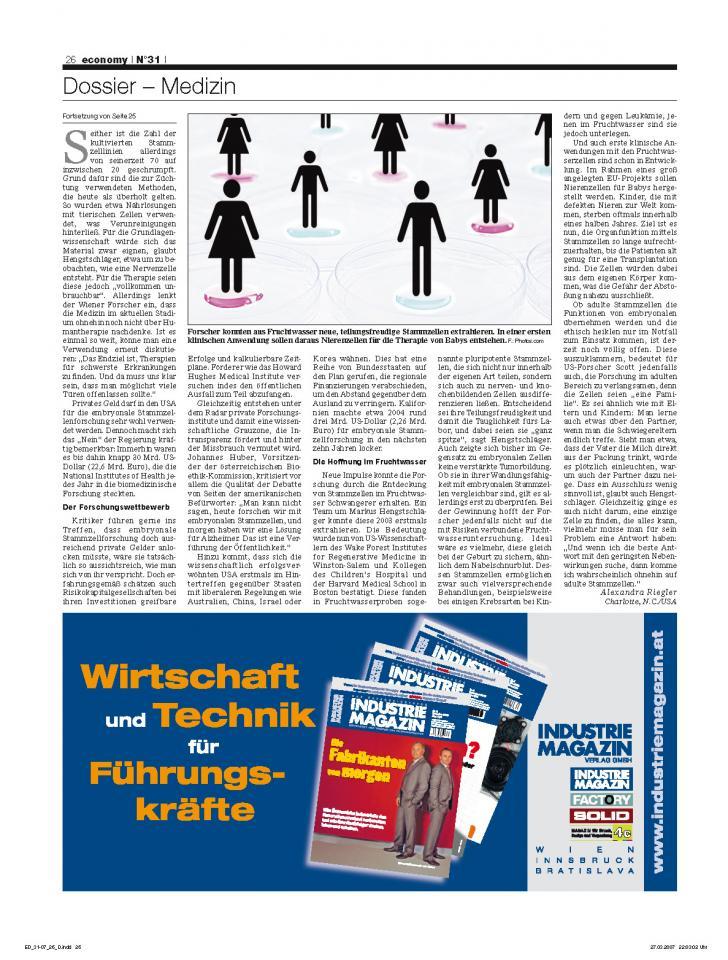 Heft Ausgabe Nr. 31 - Seite 26