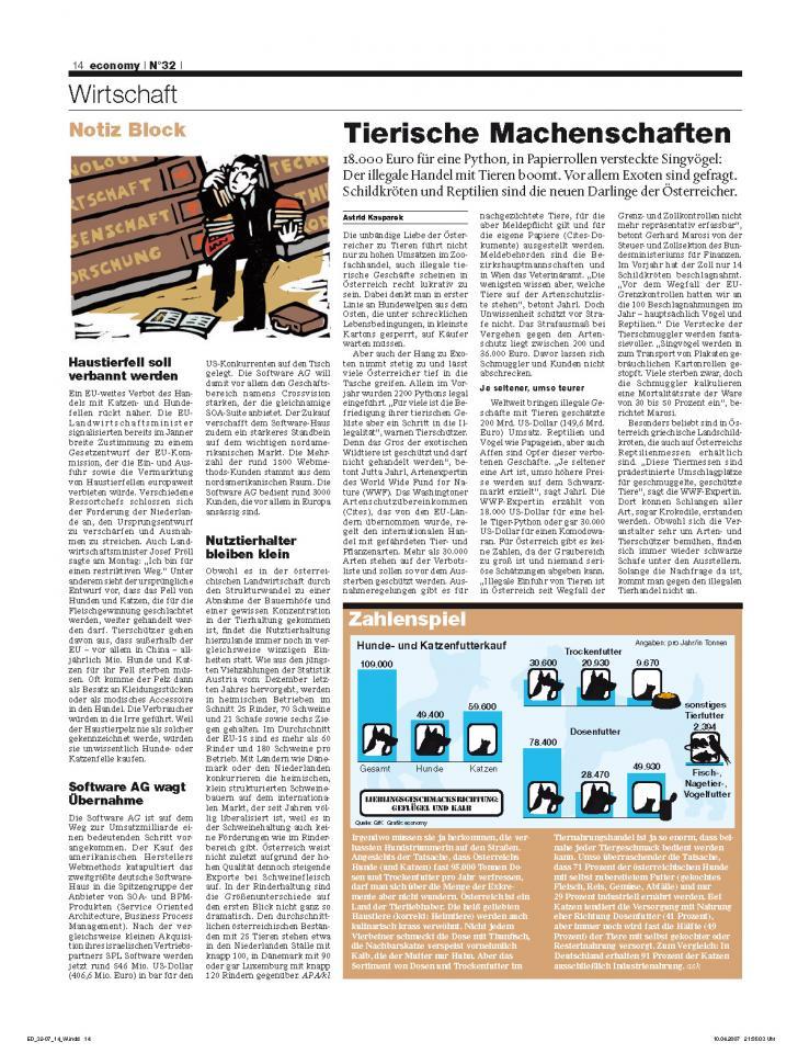 Heft Ausgabe Nr. 32 - Seite 14