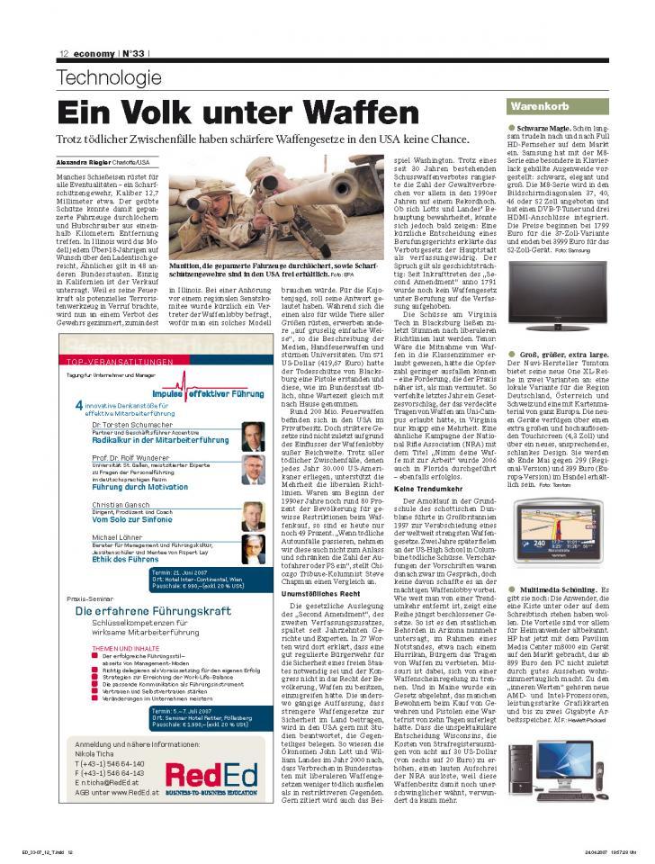 Heft Ausgabe Nr. 33 - Seite 12