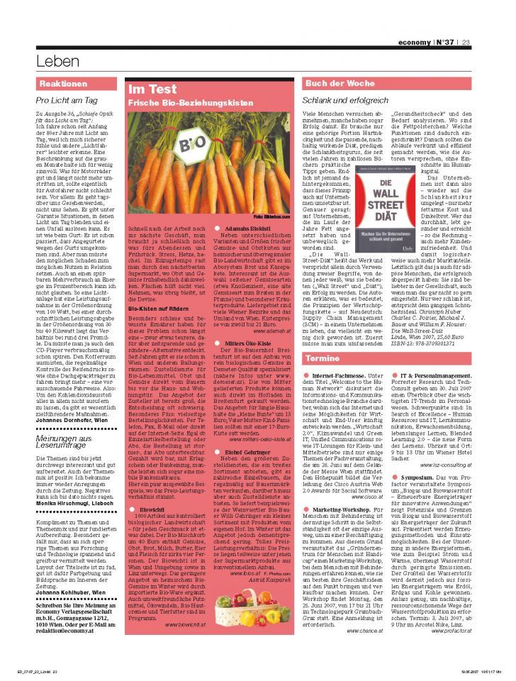 Heft Ausgabe Nr. 37 - Seite 23