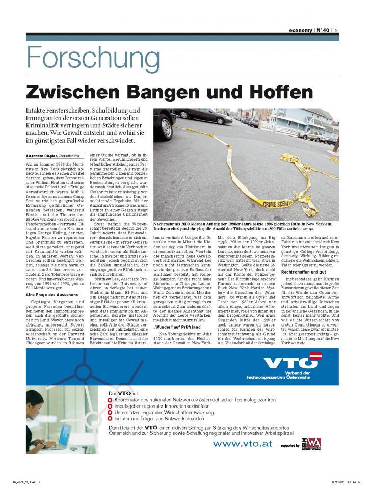 Heft Ausgabe Nr. 40 - Seite 3