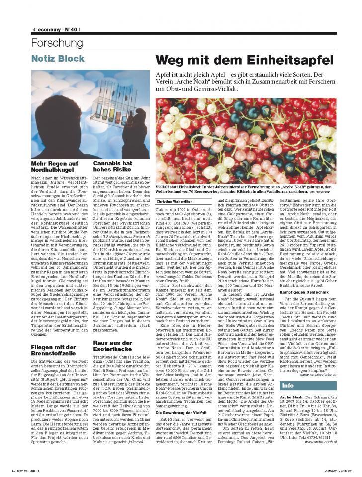 Heft Ausgabe Nr. 40 - Seite 4
