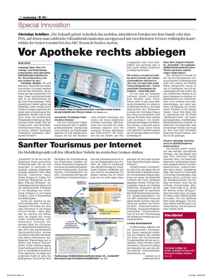 Heft Ausgabe Nr. 40 - Seite 12