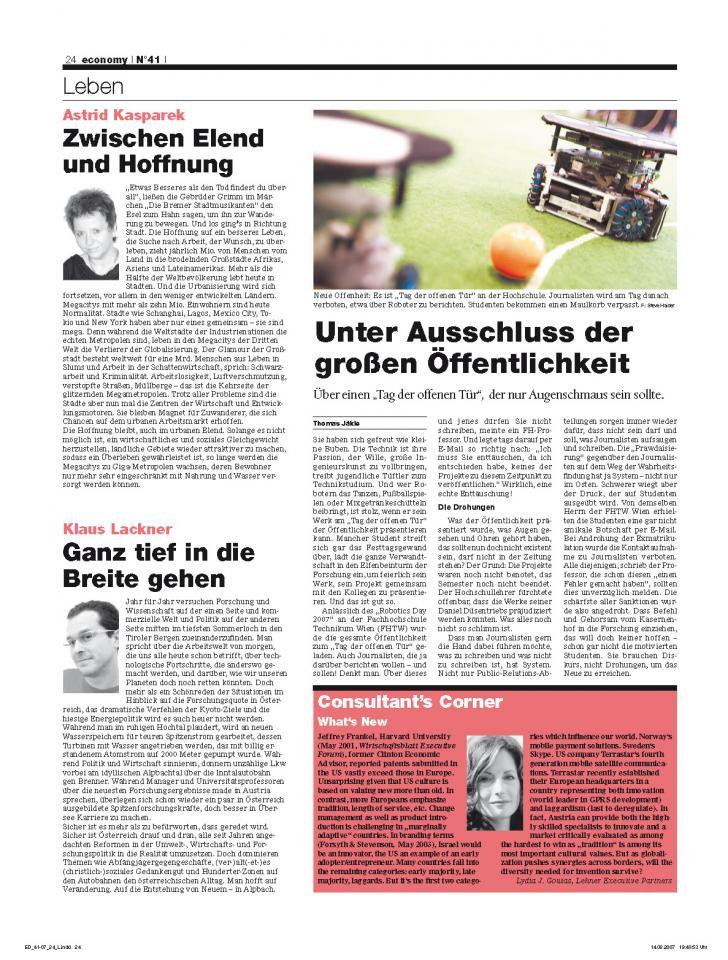 Heft Ausgabe Nr. 41 - Seite 24