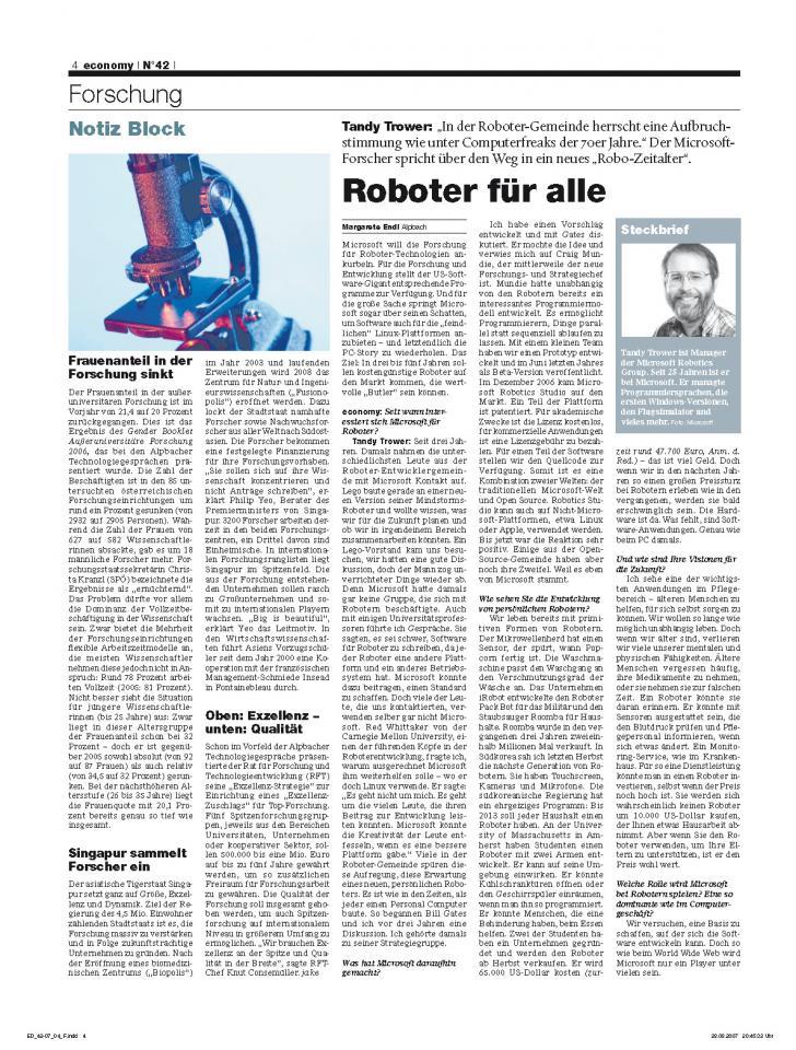 Heft Ausgabe Nr. 42 - Seite 4