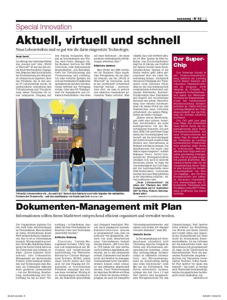 Heft Ausgabe Nr. 42 - Seite 9