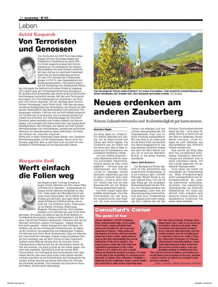Heft Ausgabe Nr. 42 - Seite 24