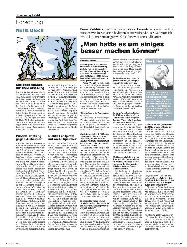 Heft Ausgabe Nr. 44 - Seite 4