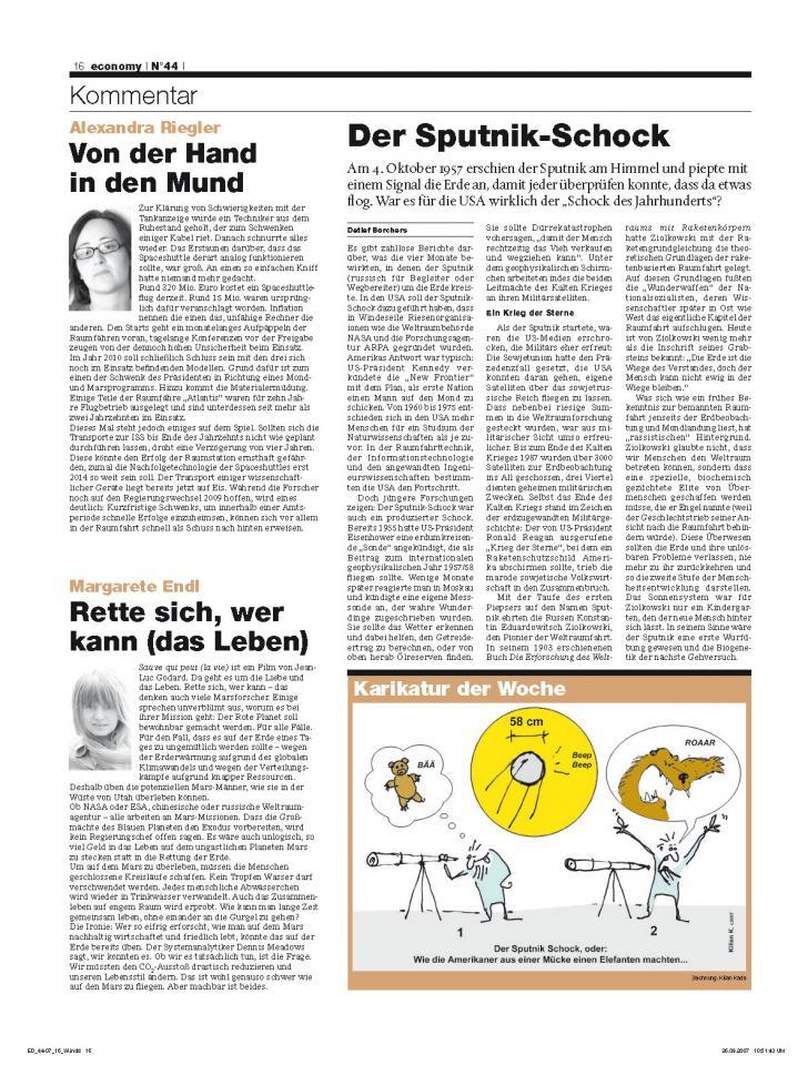 Heft Ausgabe Nr. 44 - Seite 16