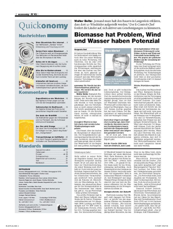 Heft Ausgabe Nr. 45 - Seite 2