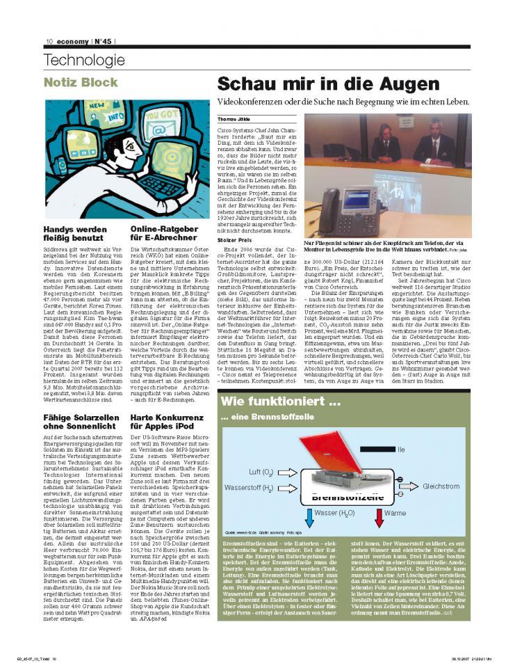 Heft Ausgabe Nr. 45 - Seite 10