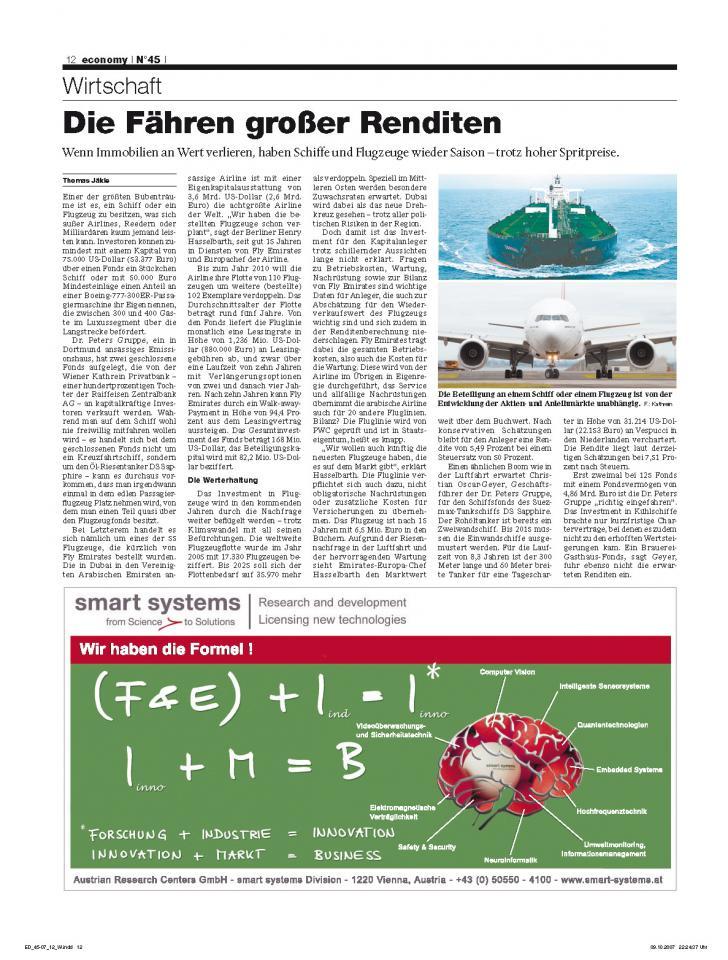 Heft Ausgabe Nr. 45 - Seite 12