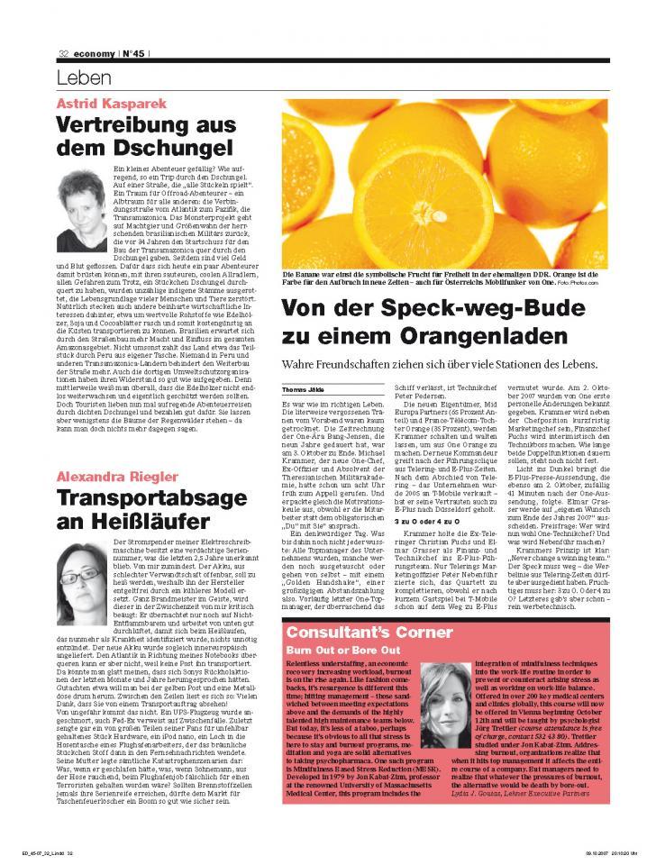 Heft Ausgabe Nr. 45 - Seite 32
