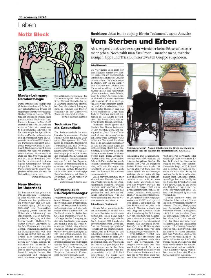 Heft Ausgabe Nr. 46 - Seite 30