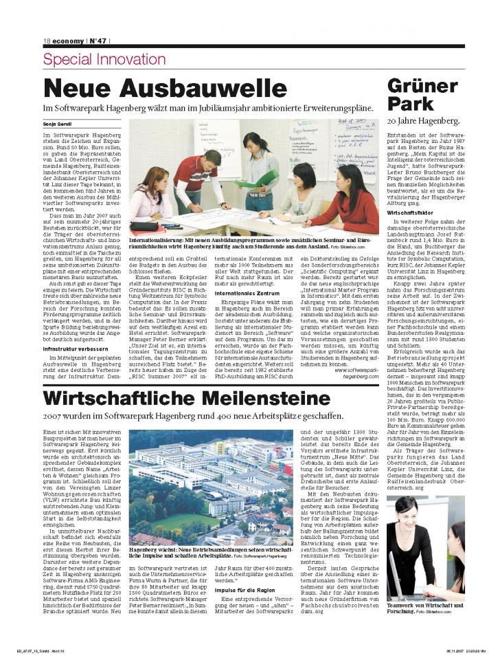 Heft Ausgabe Nr. 47 - Seite 18