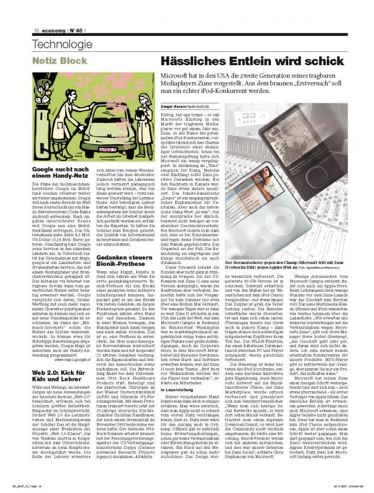Heft Ausgabe Nr. 48 - Seite 10