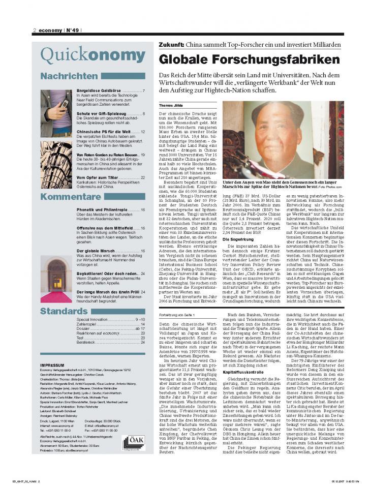 Heft Ausgabe Nr. 49 - Seite 2