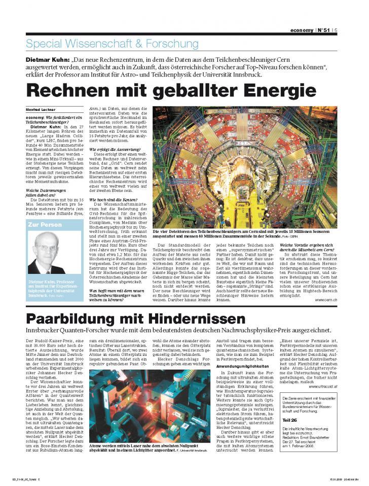 Heft Ausgabe Nr. 51 - Seite 5