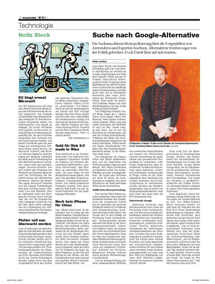 Heft Ausgabe Nr. 51 - Seite 8