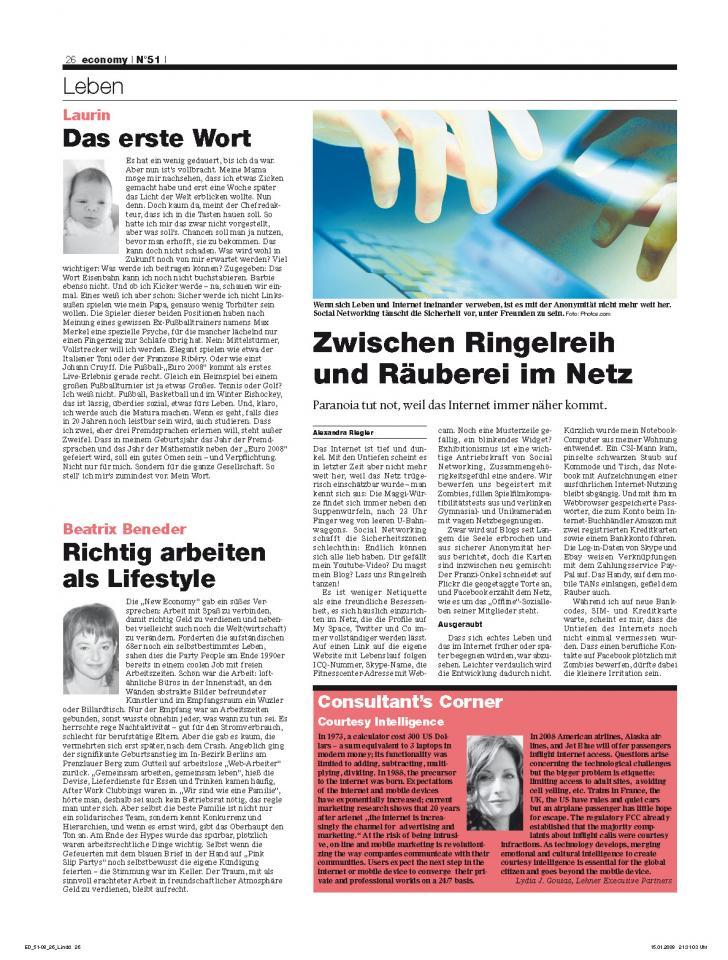 Heft Ausgabe Nr. 51 - Seite 26