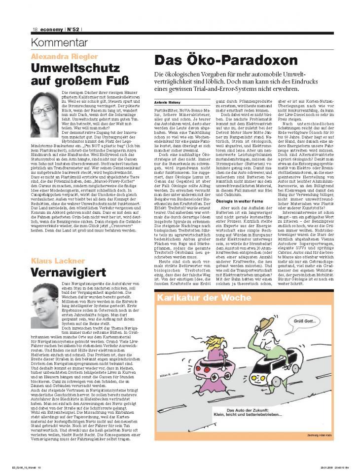 Heft Ausgabe Nr. 52 - Seite 18