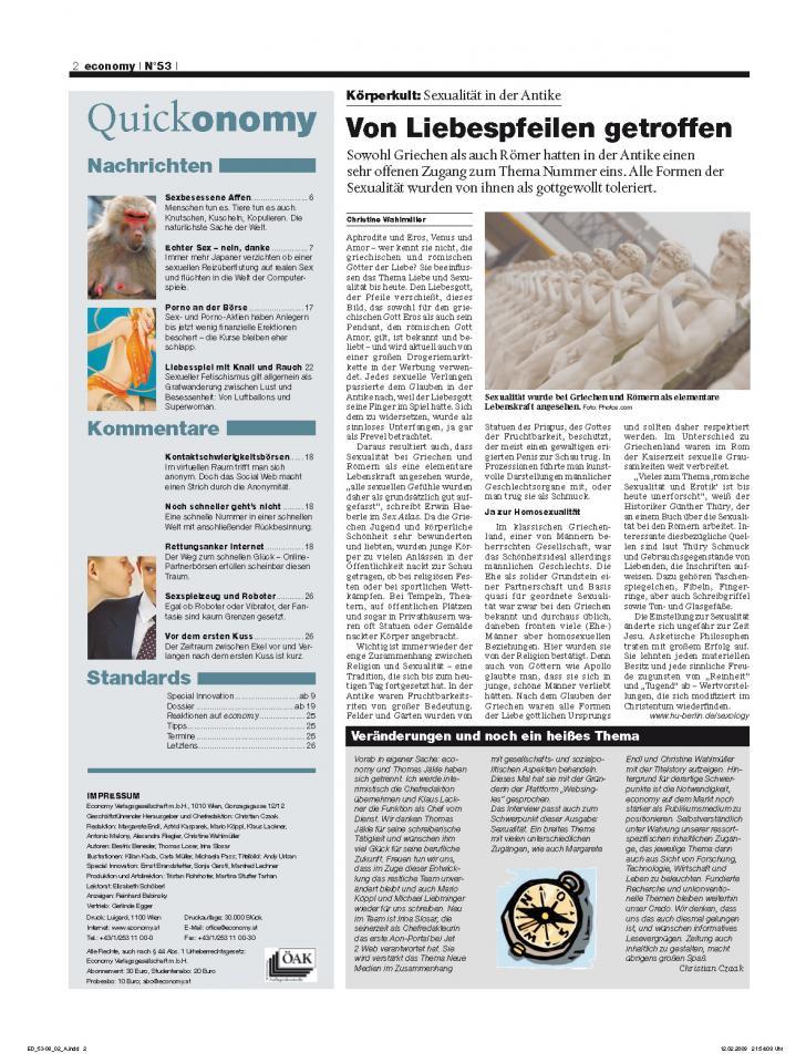 Heft Ausgabe Nr. 53 - Seite 2