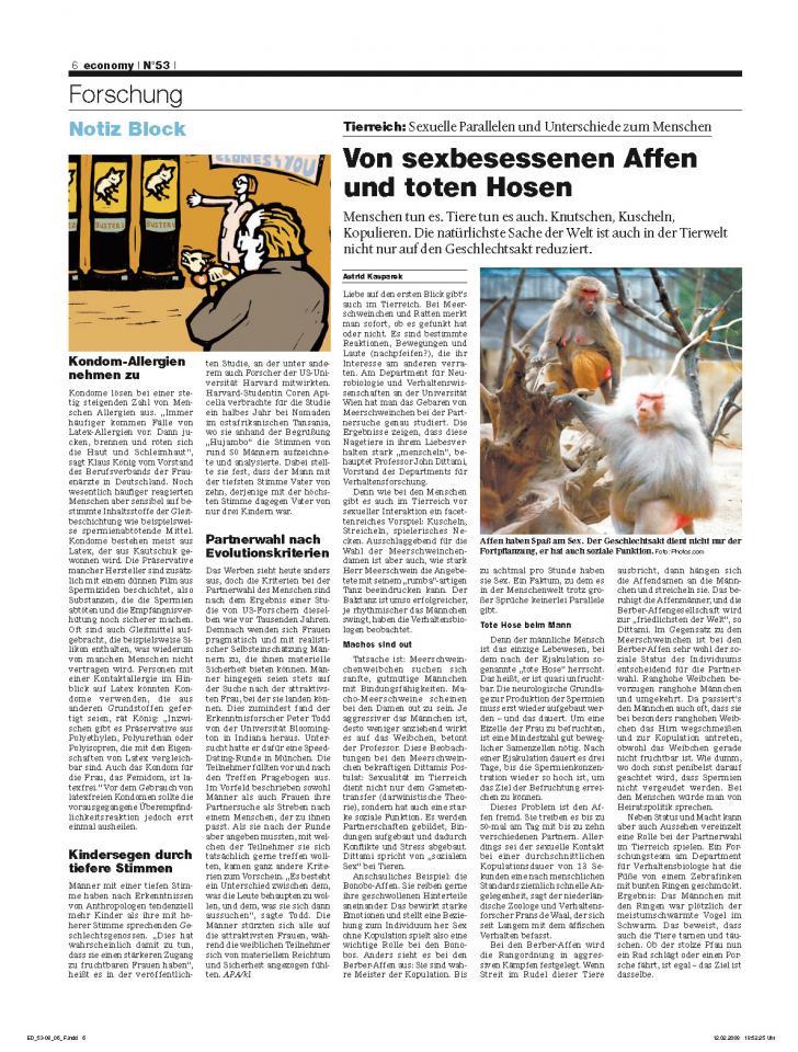 Heft Ausgabe Nr. 53 - Seite 6