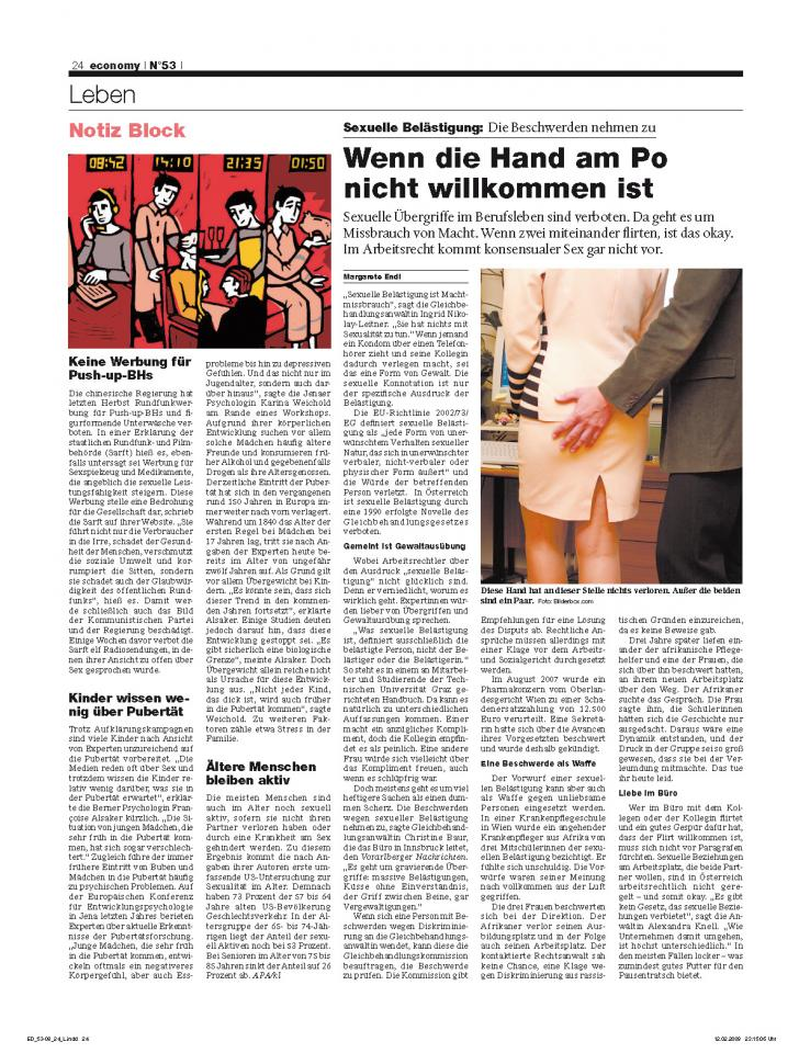 Heft Ausgabe Nr. 53 - Seite 24