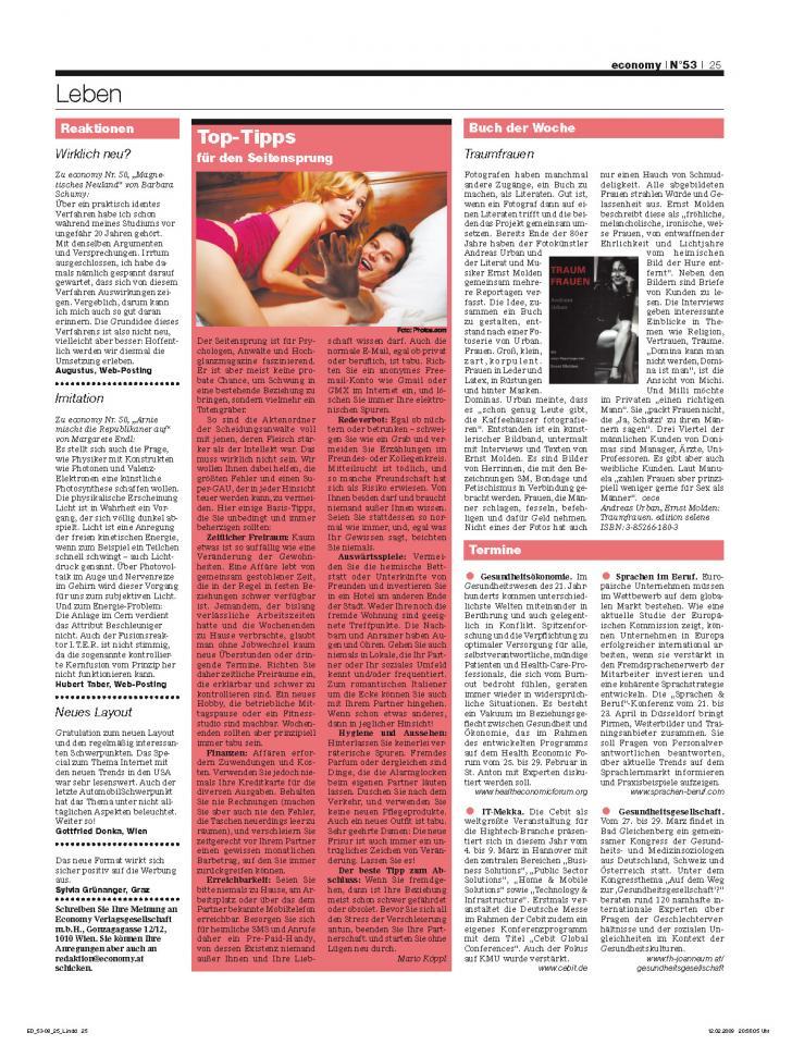 Heft Ausgabe Nr. 53 - Seite 25