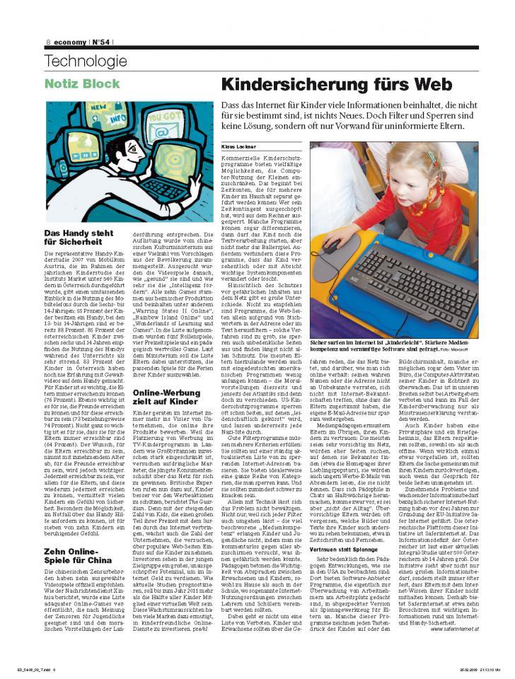 Heft Ausgabe Nr. 54 - Seite 8