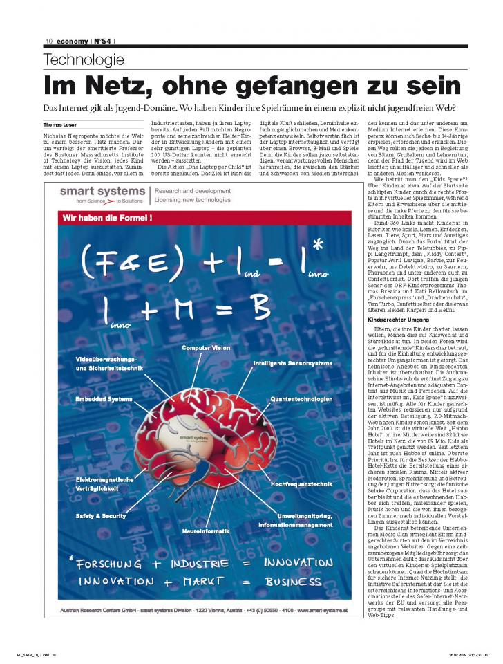 Heft Ausgabe Nr. 54 - Seite 10