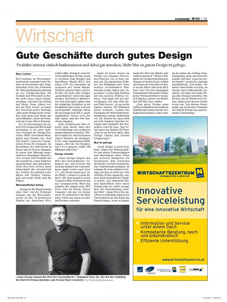 Heft Ausgabe Nr. 55 - Seite 15