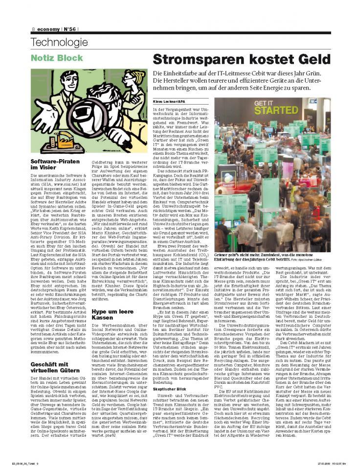 Heft Ausgabe Nr. 56 - Seite 8