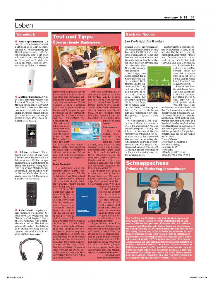 Heft Ausgabe Nr. 56 - Seite 25