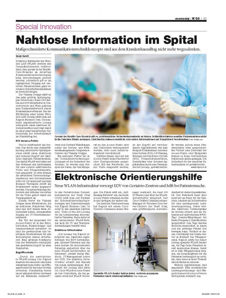 Heft Ausgabe Nr. 58 - Seite 33