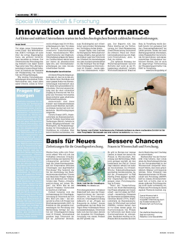 Heft Ausgabe Nr. 60 - Seite 6