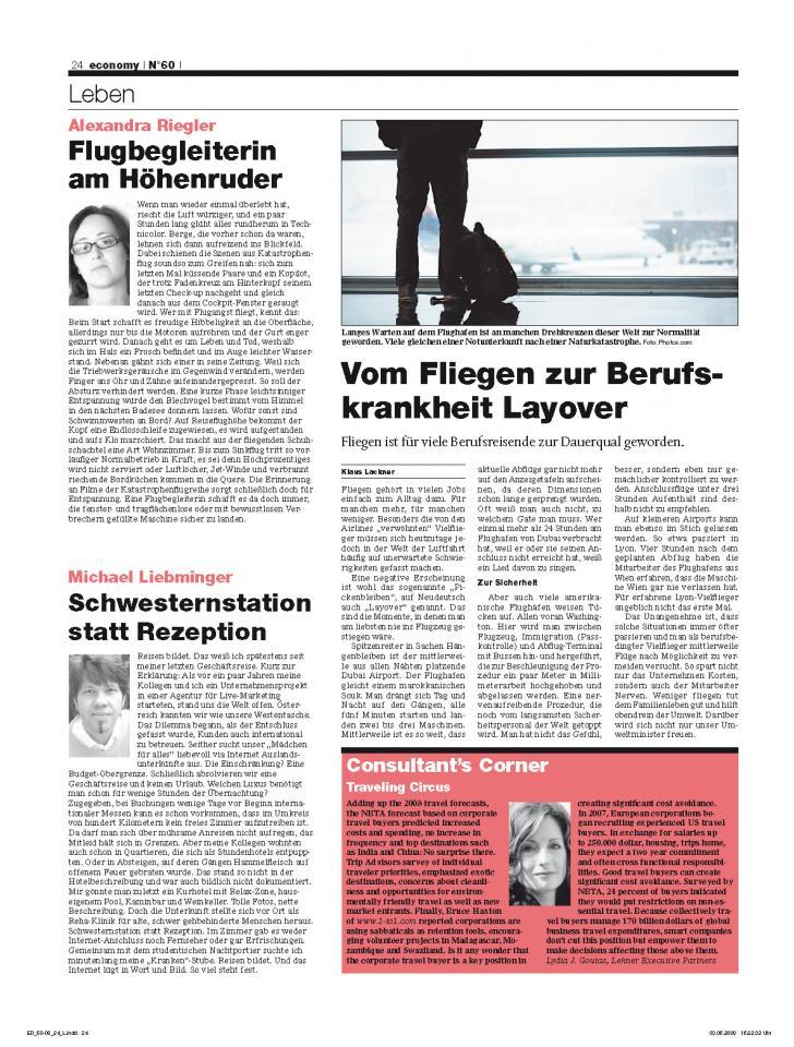 Heft Ausgabe Nr. 60 - Seite 24