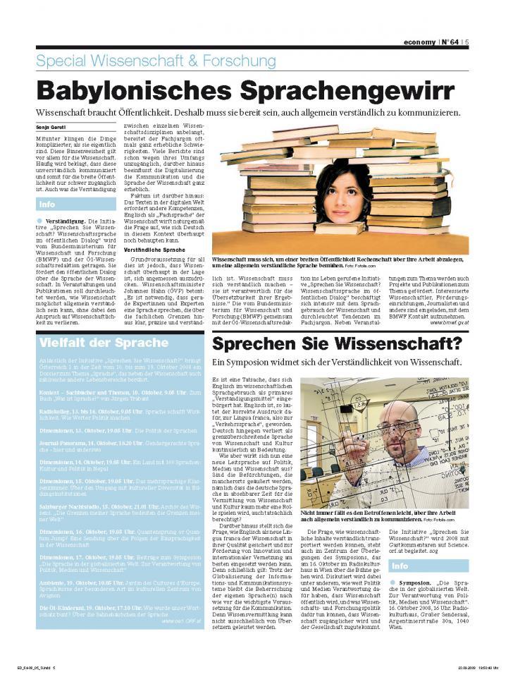 Heft Ausgabe Nr. 64 - Seite 5