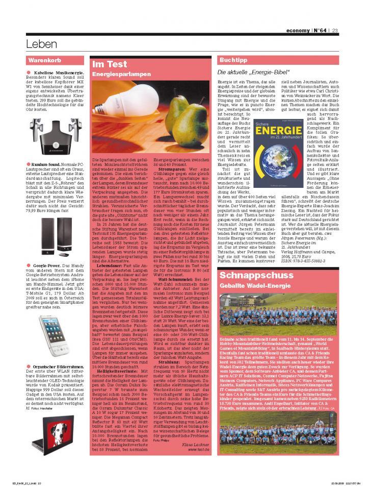 Heft Ausgabe Nr. 64 - Seite 23